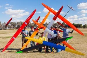 """""""F3J-in-Desert-2013""""-Maxa-Team"""