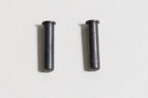 VM Pro spinner blade pin shafts (2 pcs)