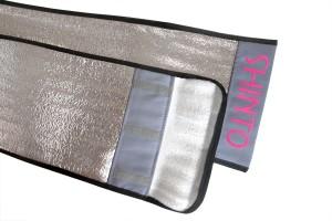 SHINTO Silver Wing Bag